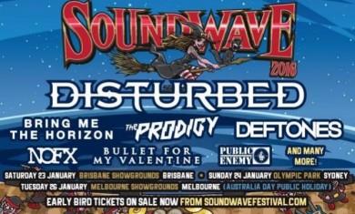 SOUNDWAVE - festival - 2016