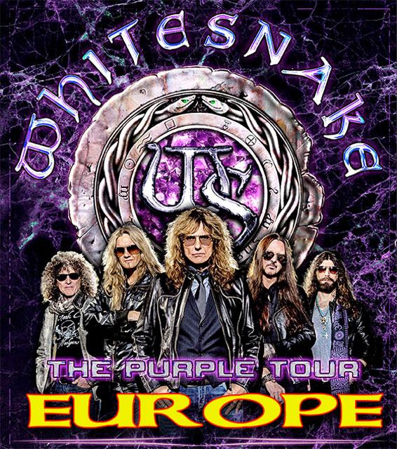 Whitesnake PT 2015