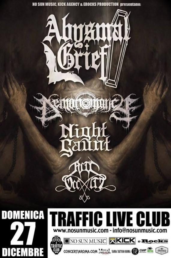 abysmal grief-data roma-2015