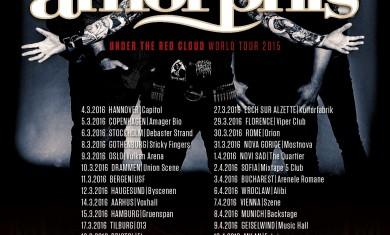 amorphis - tour - 2016