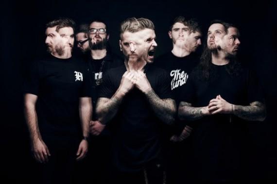 bury tomorrow - band - 2015