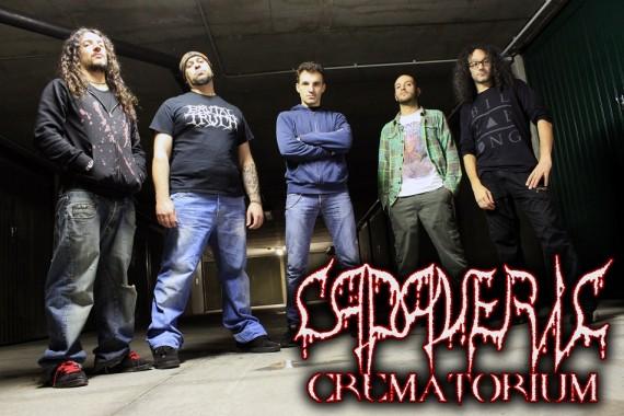 cadaveric crematorium - band - 2015