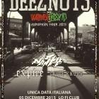 Deez Nuts + Nasty + Expire + Louie Knuxx