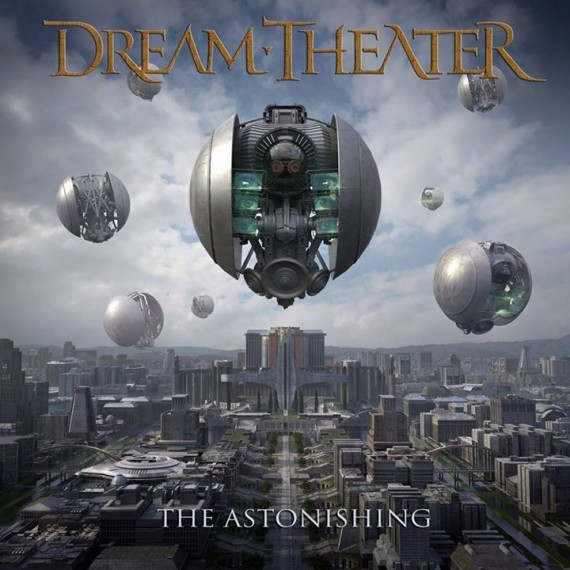 dream theater - the astonishing cover - 2015