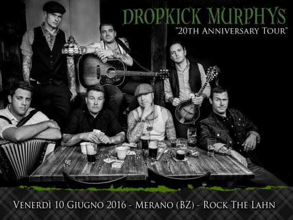 dropkick murphys - merano - 2016