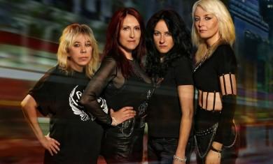girlschool - band - 2015