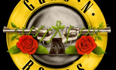 guns n' roses - logo