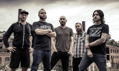 killswitch engage - band - 2015