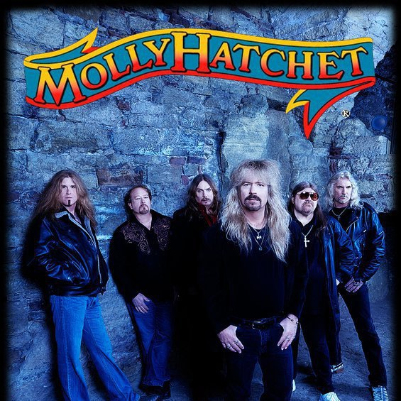 molly hatchet - band - 2013