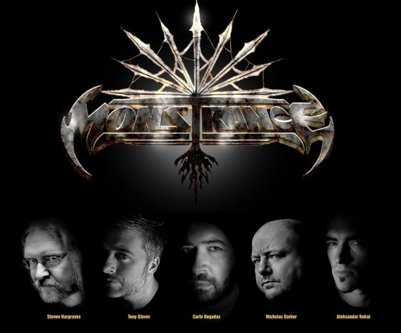 monstrance - band - 2015
