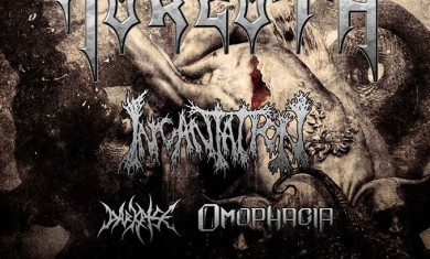 morgoth - incantation - tour 2016