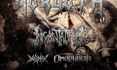 morgoth - incantation - tour 2016