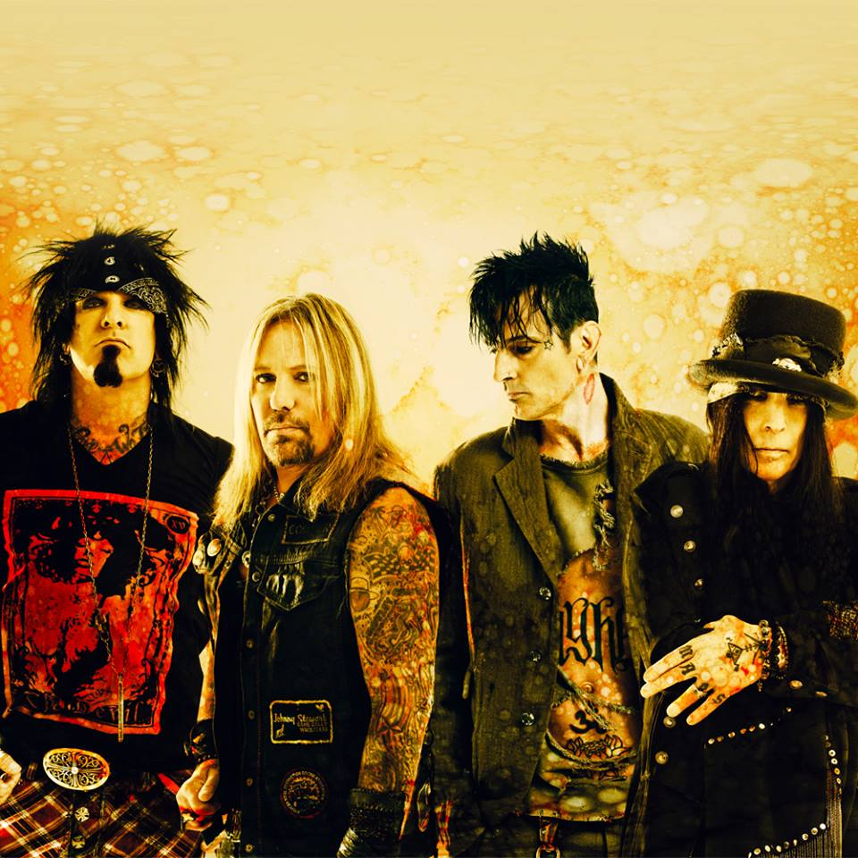 MÖTLEY CRÜE: video teaser del film tratto dall'ultimo show