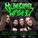 municipal waste - date italia - 2016
