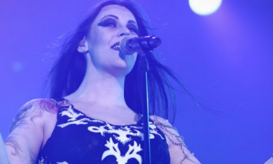 nightwish - prima pagina floor - 2015