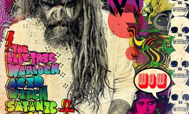 rob zombie - The Electric Warlock Acid Witch Satanic Orgy Celebration Dispenser - 2016