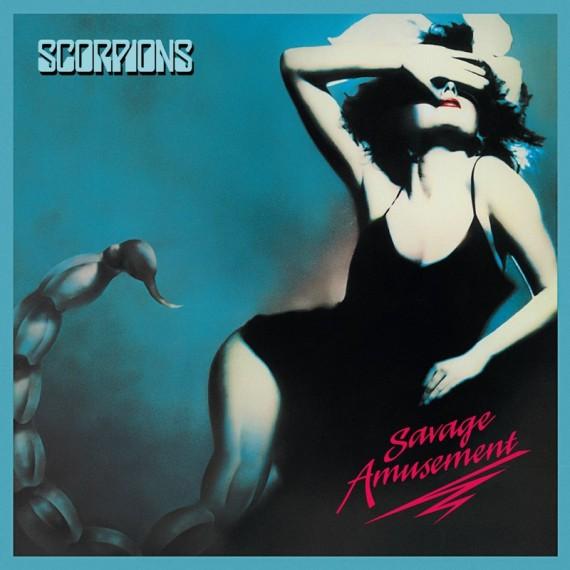 scorpions - savage amusement - 2015