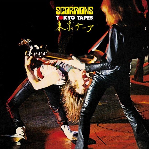 scorpions - tokyo tapes - 2015