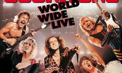 scorpions - world wide live - 2015
