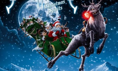sonata arctica - christmas spirits - 2015
