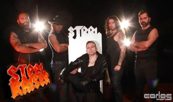 steel raiser - band - 2015