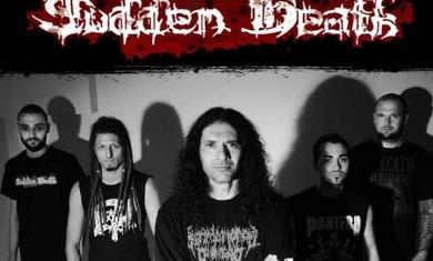 sudden death - band - 2015
