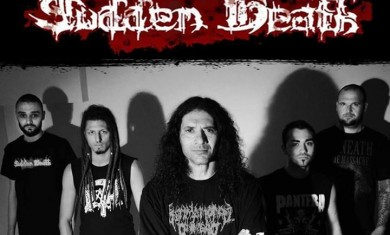 sudden death - band - 2015