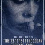 threestepstotheocean - locandina concerto Lo-Fi - 2015