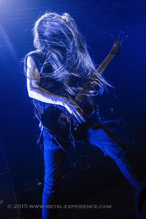 Aeternus - Eindhoven Metal Meeting 2 - 2015