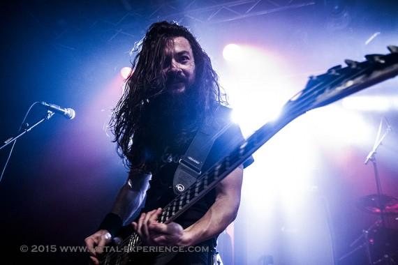 Agelus Apatrida -Eindhoven Metal Meeting 1 - 2015