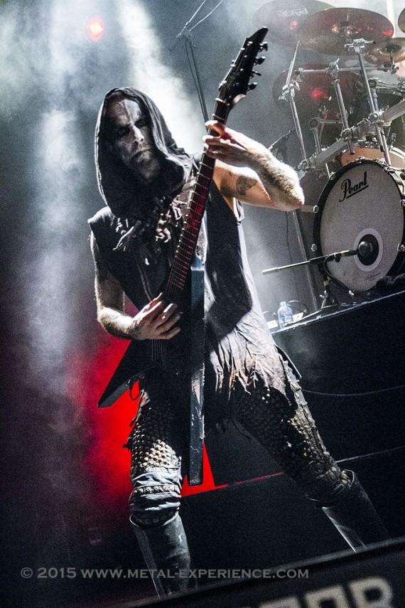 Behemoth Eindhoven Metal Meeting 2 - 2015