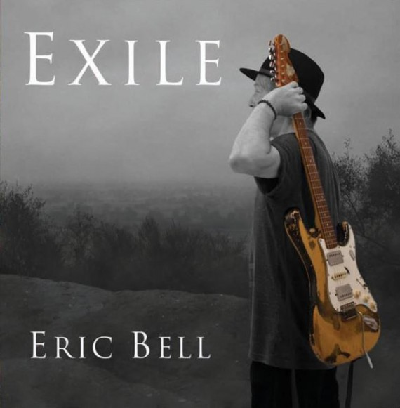 ERIC BELL - EXILE - album cover - 2016