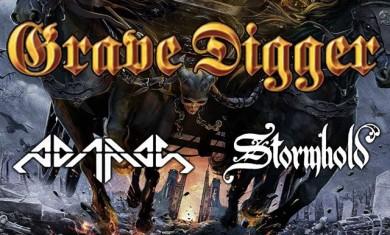 Grave-Digger-Roma-Gennaio-2016