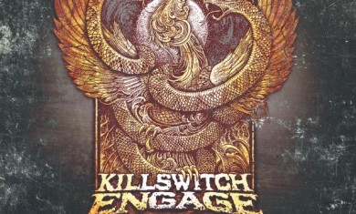 KILLSWITCH ENGAGE - Incarnate - album cover - 2016
