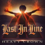 LAST IN LINE - Heavy Crown - album cover 2016
