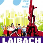 Laibach - flyer data Magnolia - 2016