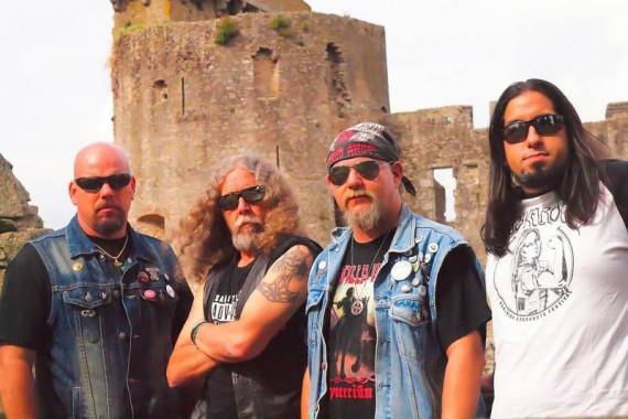 MANILLA ROAD -band - 2016