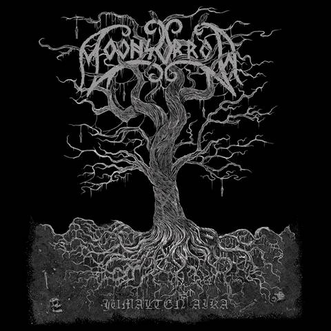 MOONSORROW - Jumalten Aika - album cover 2016