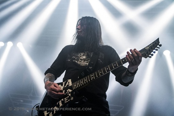 Onslaught - Eindhoven Metal Meeting 2 - 2015