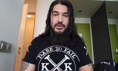 Machine Head - Robb Flynn - 2016