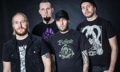 Rotten Sound - band - 2016