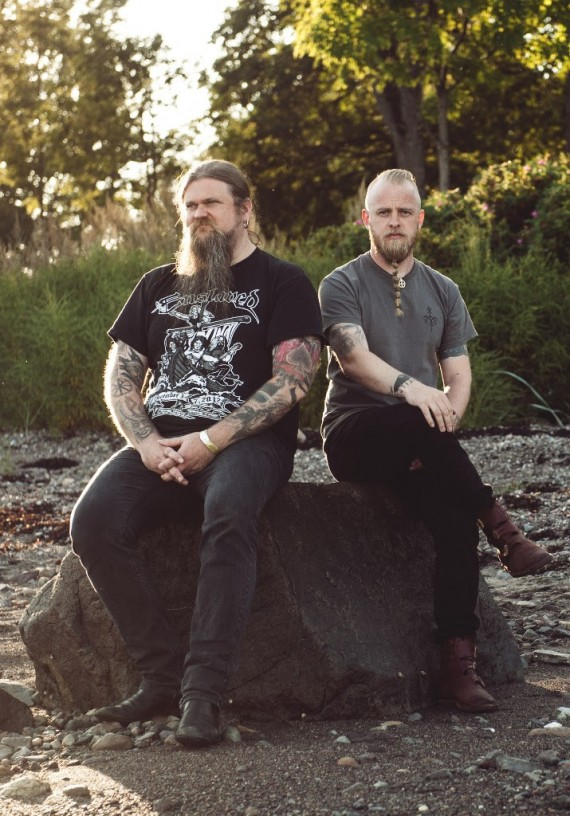 SKUGGSJÁ - band - 2015