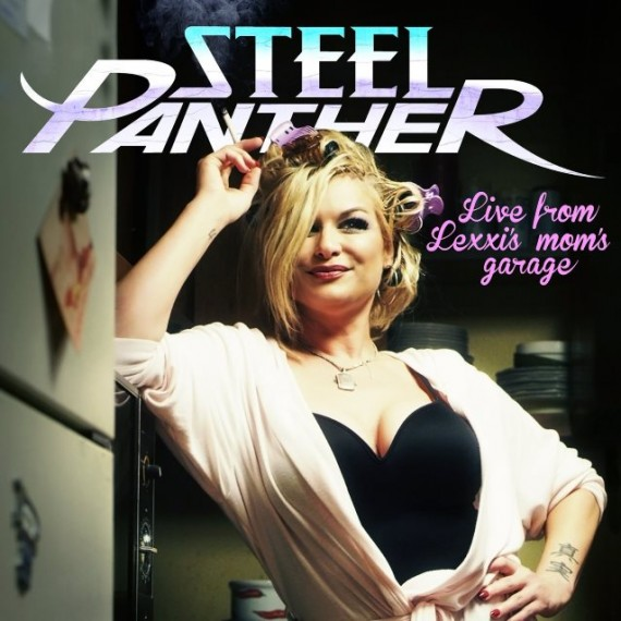 STEEL PANTHER - Live From Lexxi's Mom's Garage - 2016
