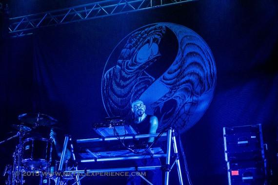 Samael - Eindhoven Metal Meeting 2 - 2015