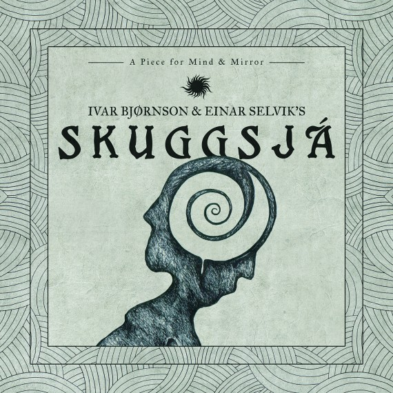 Skuggsja - a piece of mind and mirror - 2016
