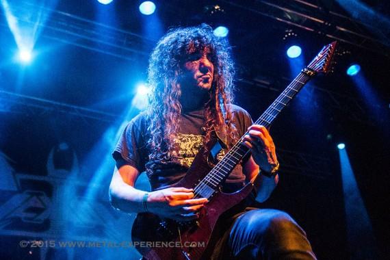 Vektor - Eindhoven Metal Meeting 1 - 2015