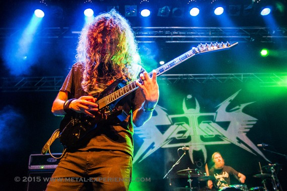 Vektor Eindhoven Metal Meeting 2 - 2015