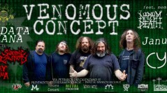 Venomous Concept + Suicidal Causticity + One Day In Fukushima