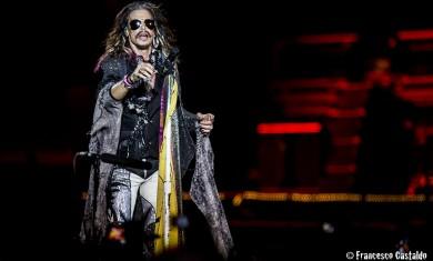 Aerosmith - Steven Tyler live Milano 2014