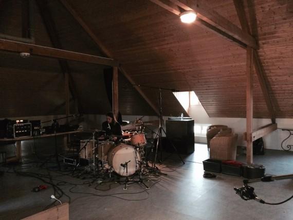 alcest - studio - 2016